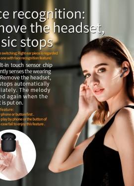 Bluedio T-elf TWS Bluetooth наушники спортивные беспроводные наушники