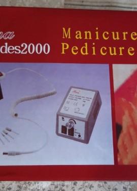 Вы ищите бюджетный и качественный аппарат для маникюра и педикюра для домашнего использования?!