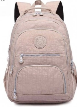 School Backpack from Nylon and Waterproof.