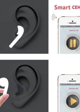 i200 TWS 1: 1 Bluetooth 5,0 super 6D bass Оригинальные беспроводные наушники
