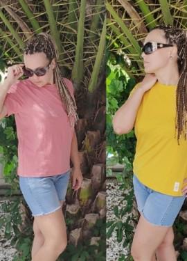 Яркие футболки