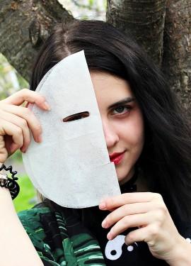 Тканевая маска  VIBRANT GLAMOUR