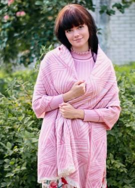 Шерстяной шарф LAFEITE
