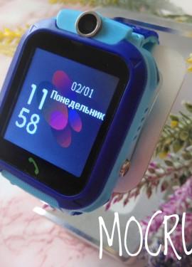 Детские смарт-часы MOCRUX S12