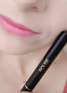 Помада карандаш от ILISYA. Блеск малиновых губ