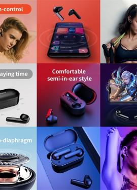 Беспроводные наушники Xiaomi T3 TWS Fingerprint Touch Bluetooth V5.0 3D стерео с двойным микрофоном