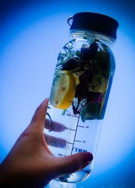 Удобная бутылка для воды