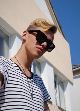 мужские модные солнцезащитные очки Бренд F. J4Z