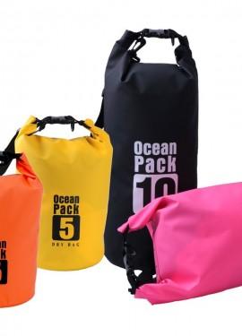 Водонепроницаемая сумка ocean pack всего за 250 рублей