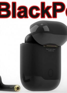 BlackPods Bluetooth наушники