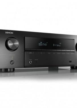 Бютжетный AV ресивер Denon AVR-X550BT для домашнего кинотеатра