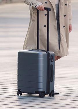 Недорогой, но качественный чемодан Xiaomi с Алиэкспресс