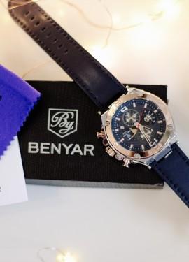 Кварцевые часы BENYAR 5151M