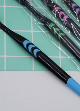 """Зубные щётки """"шёлковая нить"""" с бамбуковым углём по 24 р. каждая!"""