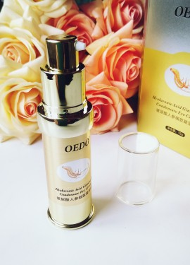 Крем вокруг глаз от OEDO - они здорово прибавили в качестве и дизайне, а крем шикарный!