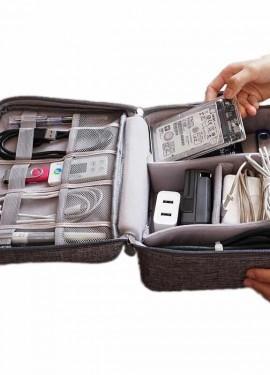 Удобный и очень компактный органайзер для путешествий