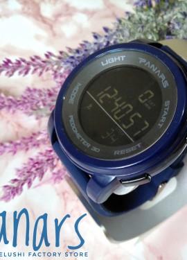 Цифровые спортивные часы от бренда Panars