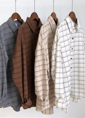 Подборка стильных рубашек в клетку