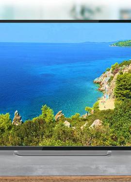 Телевизор Polarline 50PU11TC-SM 4К SmartTV черный