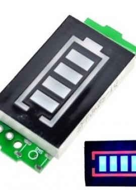 4S Single 3.7V Lithium Battery Capacity Indicator Module.