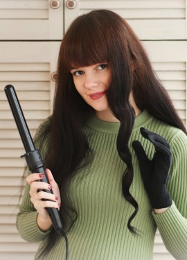 Плойка для волос Lisapro 6 в 1  видео