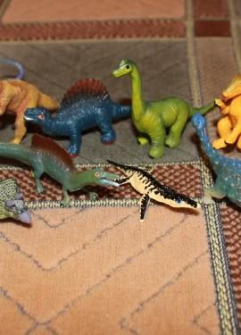 Динозавры, динозавры