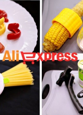10 товаров и гаджетов для кухни с Aliexpress распродажа ЧЁРНАЯ ПЯТНИЦА
