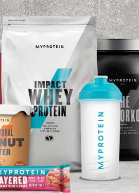 Спортивное питание Myprotein Impact Whey Protein