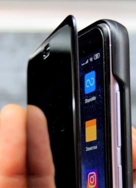 Умный флип-чехол для Xiaomi Redmi Note