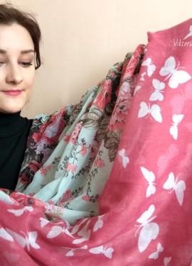 Великолепные шарфики от OBJET DART Store