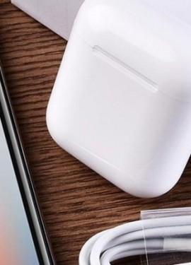 i20 TWS con Apple W1 Chip MEJOR COPIA AirPods