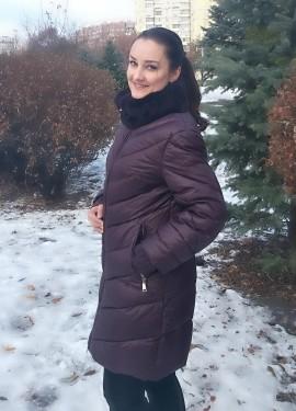 Зимнее пальтишко от MIEGOFCE.