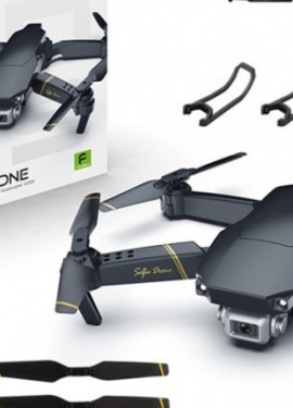 Drone EXA com cmera HD 1080p