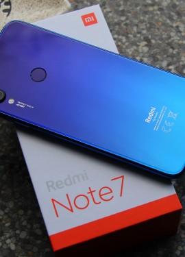 Популярный смартфон Redmi Note 7 32GB. Сравнение стоимости в различных онлайн магазинах.