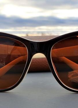 Солнечные очки для автоледи