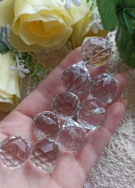 Гранёные подвесные шары для украшения люстр и интерьера комнаты