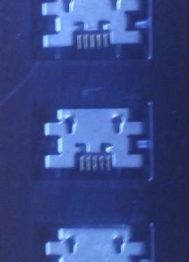 micro USB разъем для зарядки телефона Prestigio
