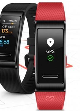 Новинка Huawei band 4 pro. Фитнес-браслет с GPS.