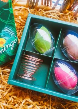 Мой приз за участие в конкурсе от Мегабонус-обзоры. Набор спонжей в подарок или для себя любимой.