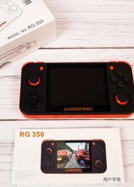Портативная ретро-консоль Anbernic RG350: играем в Sony PS, Super Nintendo, Sega, Neo-Geo