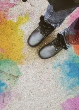 Обзор. Зимние ботинки INOE с АлиЭкспресс.