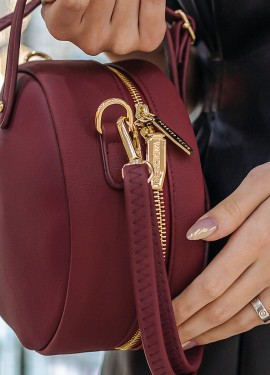 Симпатичная круглая сумочка с AliExpress