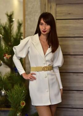 Элегантное платье-пиджак от Whatiwear Official Store