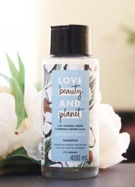 """Шампунь Love Beauty and Planet """"Объём и щедрость"""" - не плохой шампунь на каждый день."""