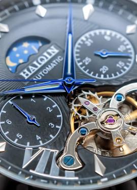 Мужские механические наручные часы с автоподзаводом