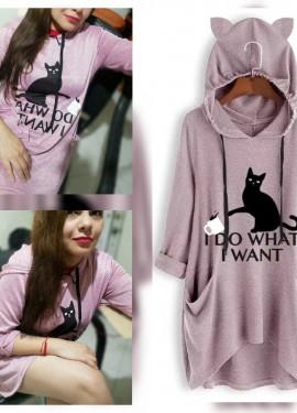 Kitten sweatshirt