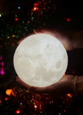 """Волшебный ночник """"Луна"""""""