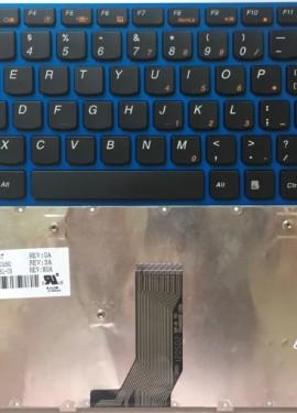 Teclado repuesto Lenovo z480 y modelos compatibles