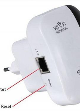 300 Mbps Amplifier Wireless WiFi Repeater Wi-Fi 802.11N / B / G Amplifier Encryption