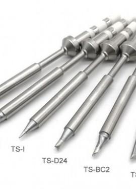 Original TS100 Digital Soldering Iron Replacement Tip, model TS-C4.